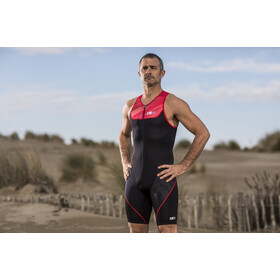 Z3R0D Start Trisuit Men armada black/red